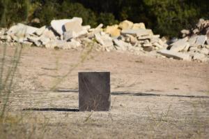 Exposició Col·lectiva: Pedra sobre pedra